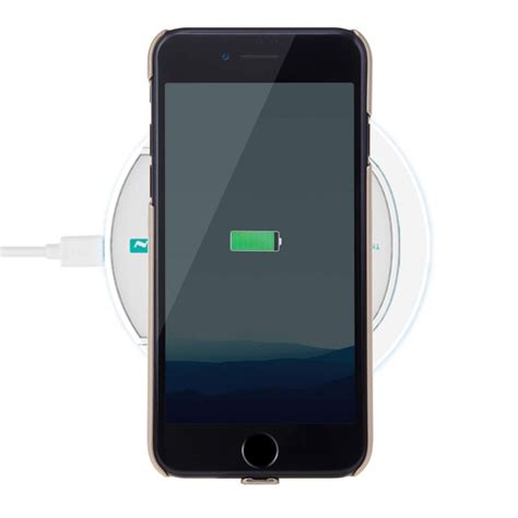 nillkin magic qi wireless charger case  apple iphone