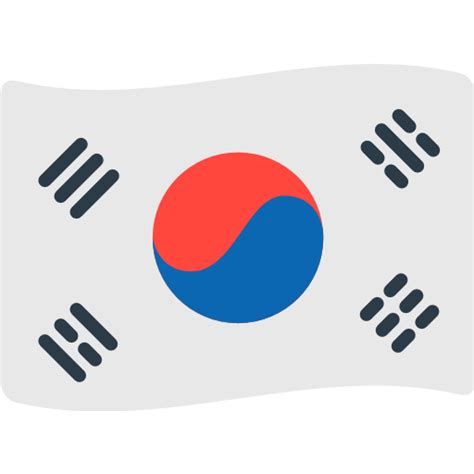 Kaos Kaki Korea Emoji 1 image gallery korean flag emoji transparent
