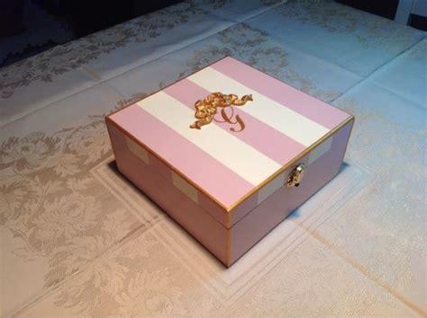 scatole d arredo rosa thea complementi d arredo scatole decorate