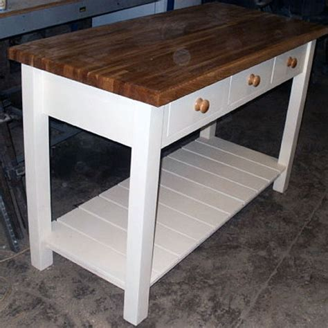 Free Standing Bar Table Kitchen Furniture By Black Barn Crafts Norfolk