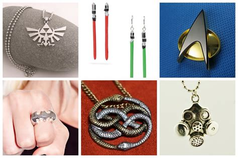 Nerdy Gifts - big awesome gift guide finish your gift buying right