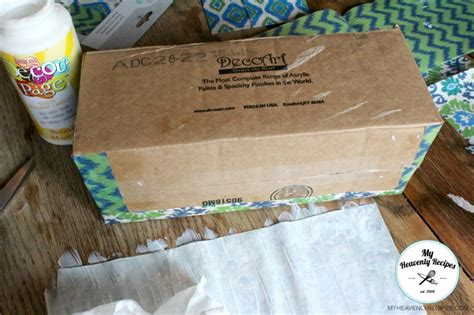 diy storage boxes from up cycled cardboard boxes hometalk upcycle a cardboard box into storage my heavenly recipes