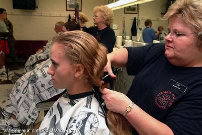 barberettes cuts male hair military academy inprocessing haircuts revisited
