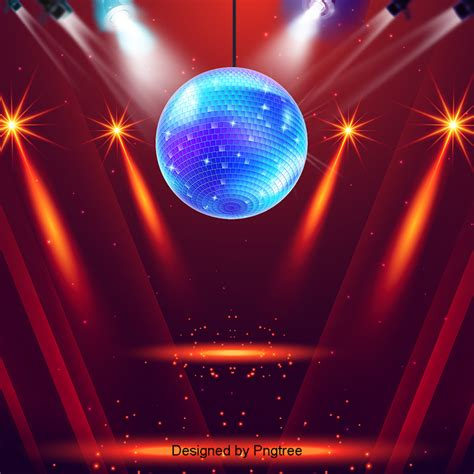 disco background colorful disco stage background beautiful disco light