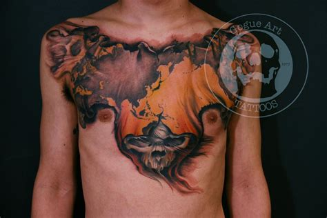 jeff gogue tattoo the map tattoos jeff gogue untitled