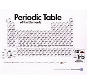 Volkswagen Beetle PERIODIC TABLE Print Ad By Arnold