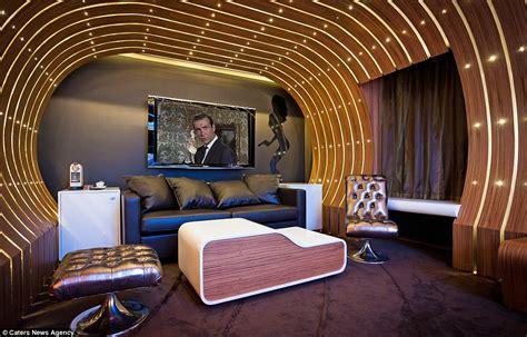 theme hotel design step inside the super luxury james bond suite complete