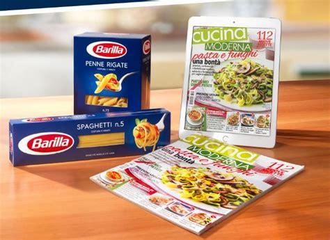 cucina moderna abbonamento premio sicuro barilla abbonamento rivista cucina moderna