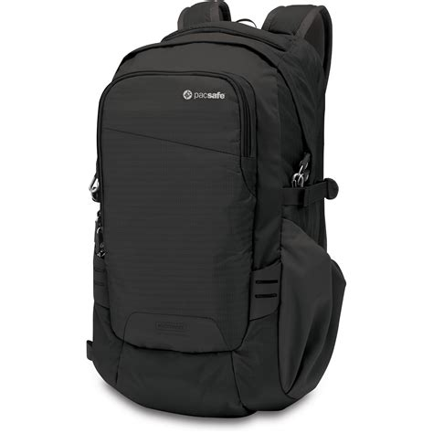 Backpack Pacsafe pacsafe camsafe v17 anti theft backpack black
