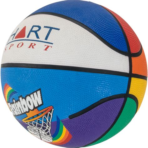 Gamis Rainbow Sz 3 hart rainbow basketballs hart sport