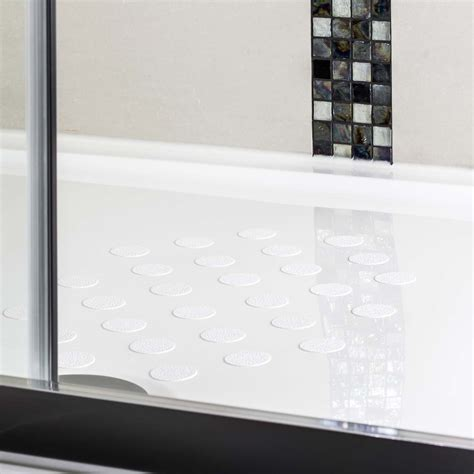 anti slip bath shower stickers anti slip shower stickers non slip bath