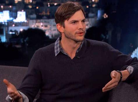with ashton kutcher ashton kutcher is tired of sheen trashing him on