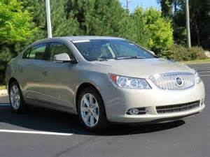 Used Buick Lacrosse 2010 Buick Lacrosse Gold 2010 Michigan With Pictures Mitula Cars