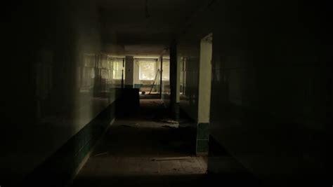 pov house dark empty room footage stock clips