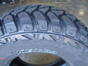 Kenda All Terrain Truck Tires 4 New 35x12 50r17 Kenda Kr29 Mud Tires 35 12 50 17 1250