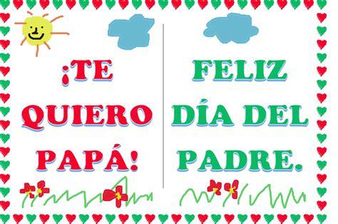 postal para dia del padre tarjetas del d 237 a del padre para imprimir y colorear