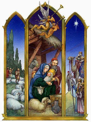 resin 12 piece david jones nativity set advent calendar by david wenzel nativity nativity