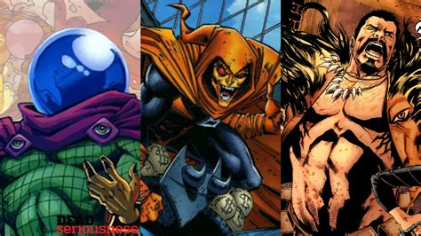 spider man film villain 2017 7 spider man villains that need to be featured in a movie