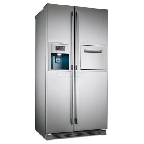 What Is Electrolux Refrigerator by Side By Side Refrigerator Electrolux Capacity 527 L