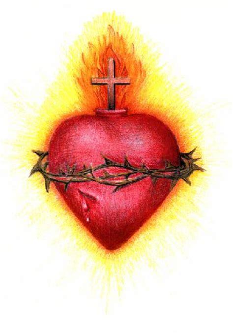 sacred heart more on devotion to the sacred heart ipadre catholic