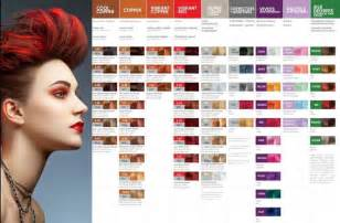 pravana hair color conversion chart chromasilk pravana hair color guide brown hairs