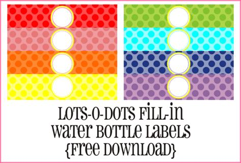 printable water bottle label template free the crew introducing mayra rivera piggy bank parties