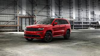 2016 Jeep Srt 2016 Jeep Grand Srt Limited Edition Suv