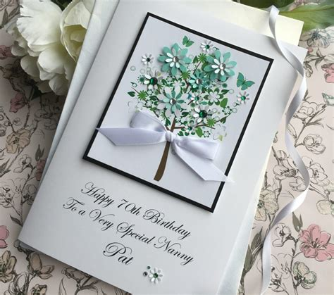 Handmade Birthday Cards Uk - luxury handmade birthday cards by pinkandposh co ukpink posh