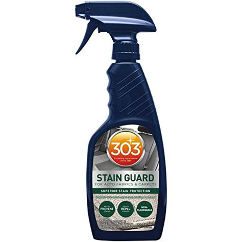 Stain Guard For Upholstery by 303 30676 Fabric Protector And Stain Guard For Auto