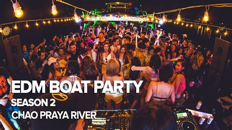 boat party quotes 5 boat parties in thailand you need to know siam2nite