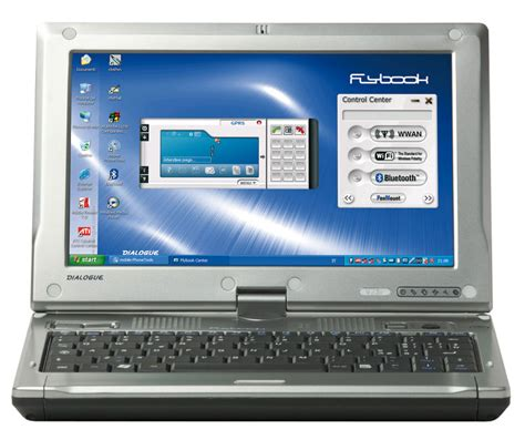 Flybook V33i Hsdpa Notebook The Fastest In The West by Mobilator Pl Flybook V23i 1 0 Ghz Hsdpa Umpc