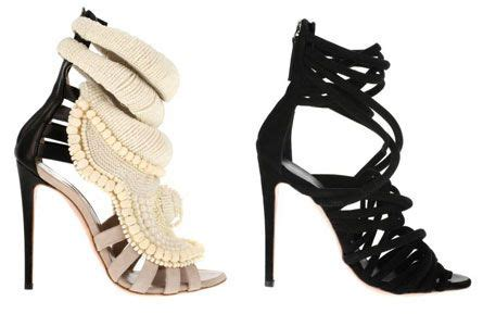 Toweringly Fabulous Footwear Extravaganza Heels From Guiseppe Zanotti Fashiontribes Fashion Shoe by 31 Best Kanye West The Brand