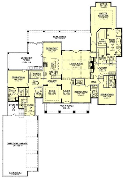 Small House Floor Plans With Basement by Small House Plans With Basement 17 Best 1000 Ideas About