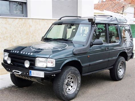 Safari Snorkel Land Rover Discovery 1 300 1994 1998