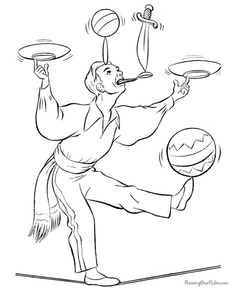 printable coloring pages circus circus tent coloring page coloring home