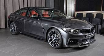 Bmw Gran Coupe Does A Bmw 430i Gran Coupe Look Better With M Performance