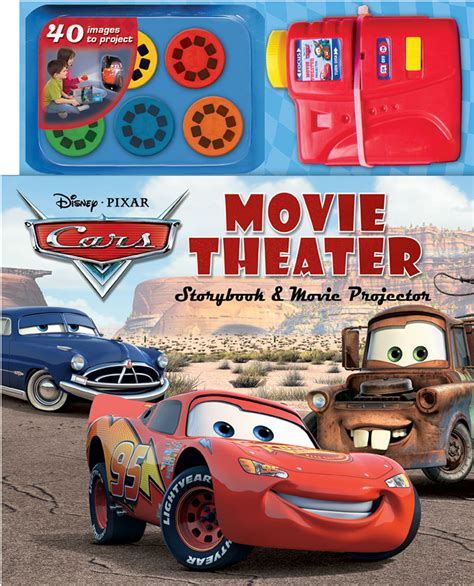 books about cars and how they work 2006 jeep wrangler instrument cluster disney pixar cars theater storybook projector book by disney pixar cars
