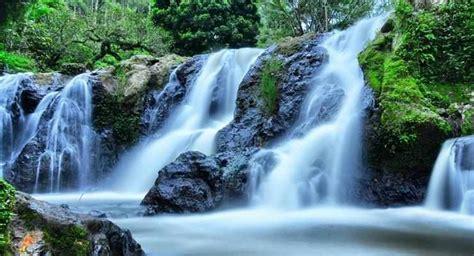 Air 2 Di Bandung inilah 9 tempat wisata air terjun di bandung terpopuler