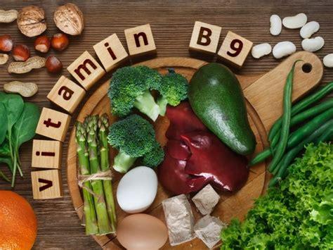 Vitamin Folic Acid 9 impressive benefits of folic acid vitamin b9 organic