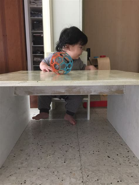 montessori table and chair montessori weaning table and chair