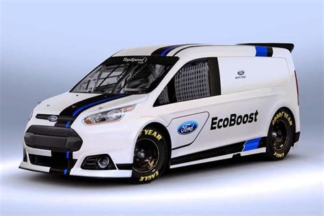 minivan ford ford minivan race series coming to a track near you