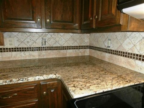 kitchen backsplash ideas with santa cecilia granite 17 best ideas about santa cecilia granite on