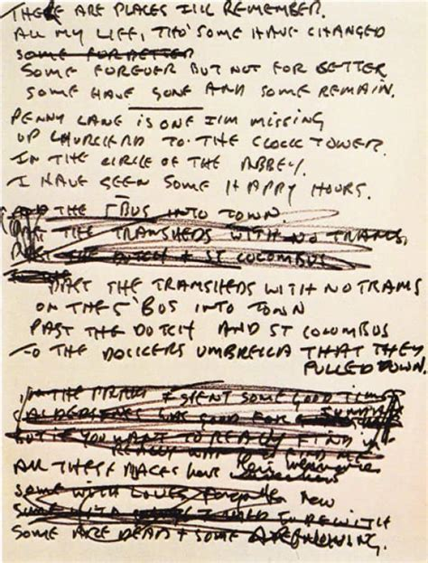 come together beatles testo lennon s draft lyrics for in my the beatles bible