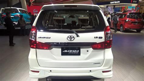 Lu Led Toyota Avanza hanya diproduksi 150 unit inilah yang baru dari toyota