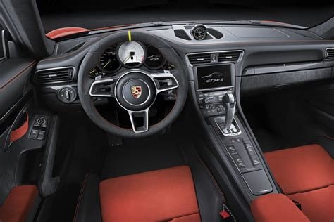 Porsche 991 Interior by Opinion Stop Whinging About The Pdk Only Porsche 991 Gt3