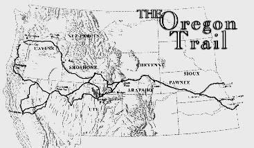 map of the oregon trail map of oregon trail pioneers pictures to pin on