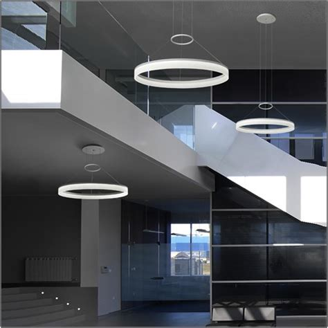 adding contemporary touch with led ceiling lights