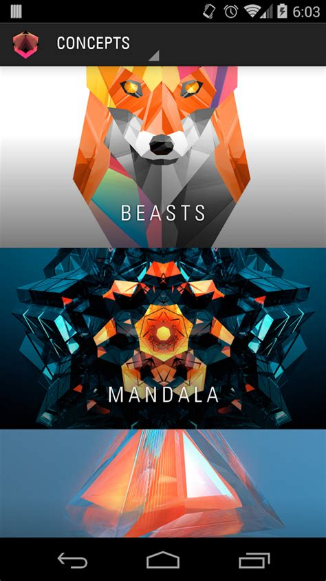 facets apk facets with muzei android apps on play