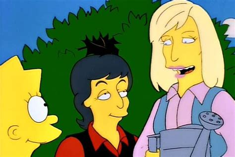 david crosby simpsons paul mccartney rock star cameos on the simpsons