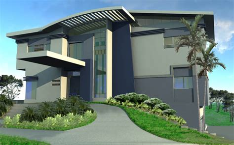new home design 3d unique luxury custom ultra modern house design by asis leif residential designs